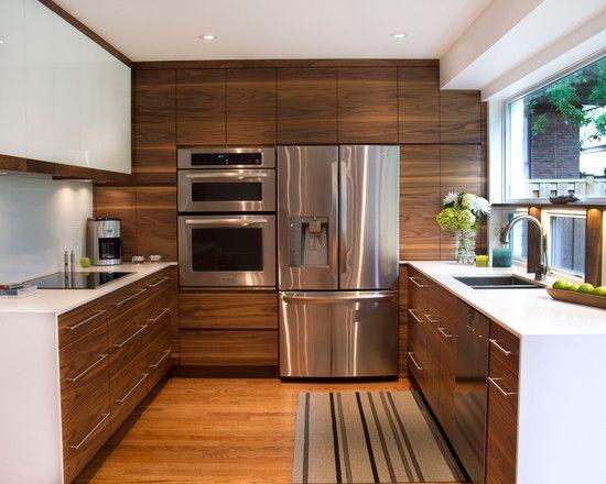 П образные кухни дизайн