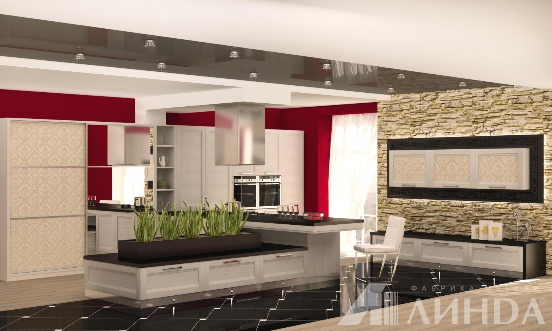 Образцы интерьера кухни